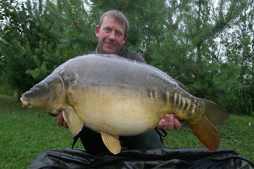 Only the one fish, but what a stunner - 35'2 oz's