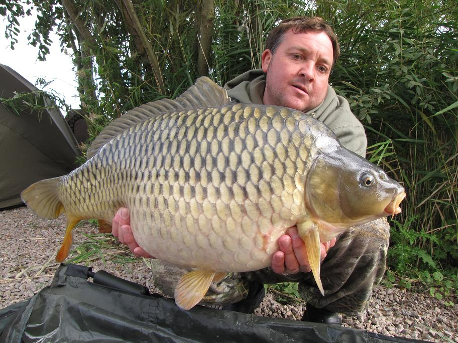 24lb's and New Lake Record Common