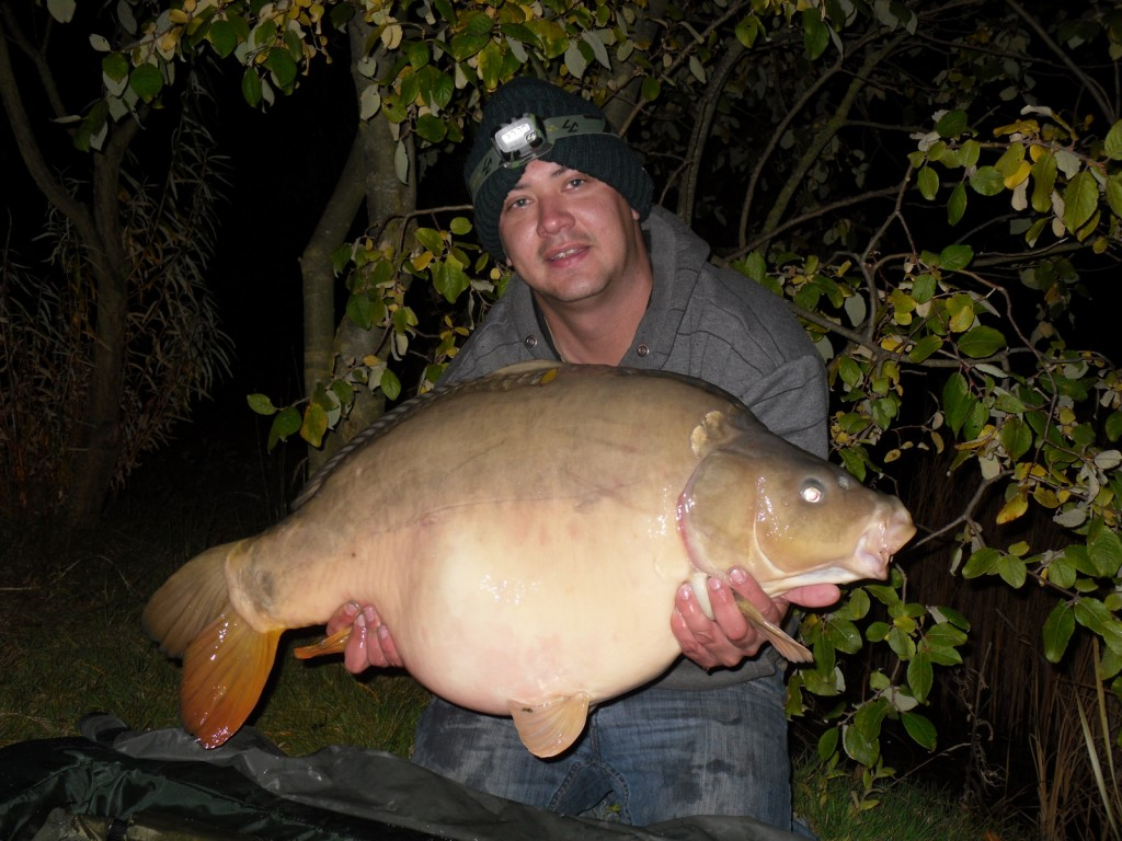 36lb 13oz and a new PB