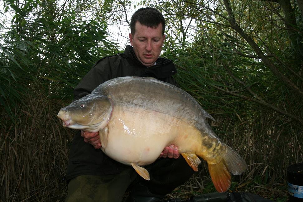 Andy's 38lb 2oz fish
