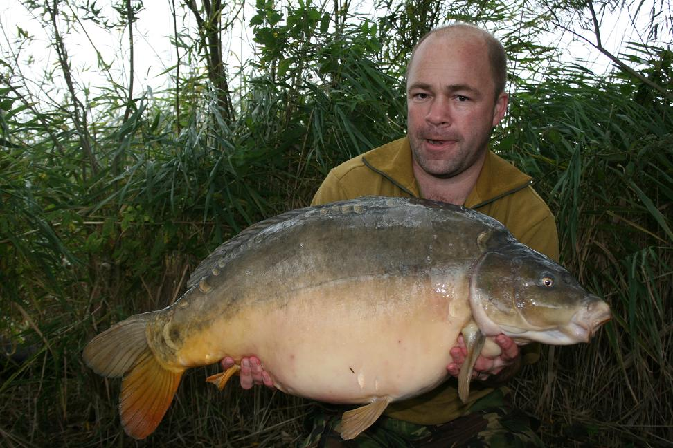 Good Timing Gary, 38lb 6oz