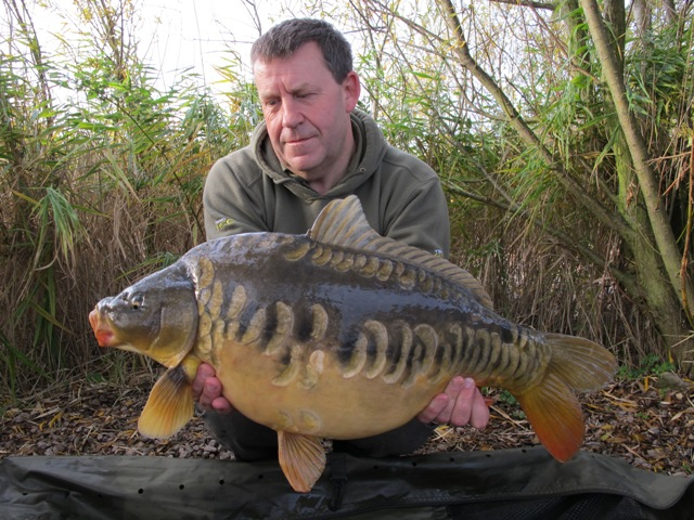 18lb 15oz  Nice Start to any session