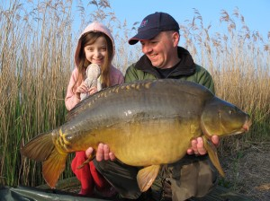Tim and Emily and 35.07lb